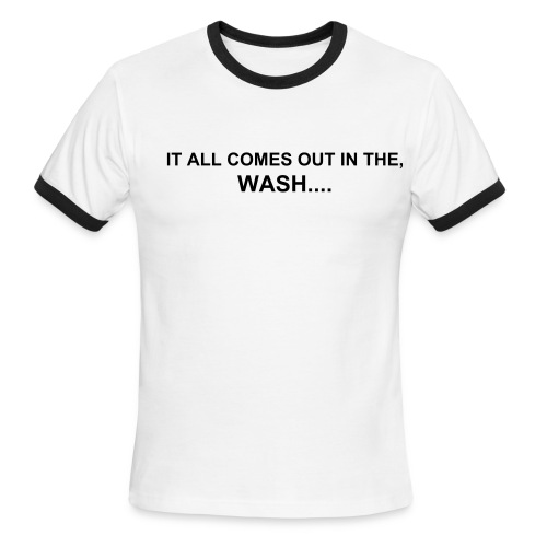 Ringer WASH Tee - Men's Ringer T-Shirt