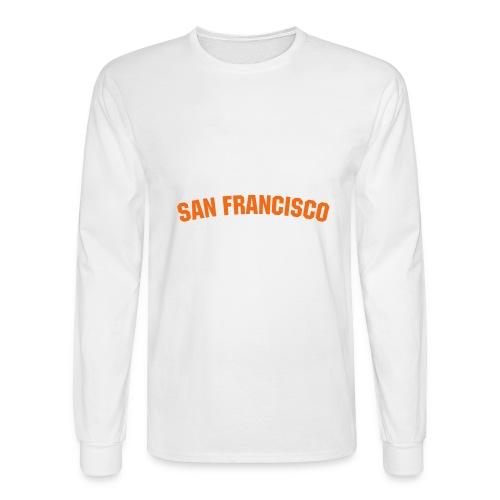 San Francisco - Men's Long Sleeve T-Shirt