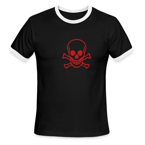 Pirate Shirt - Men's Ringer T-Shirt