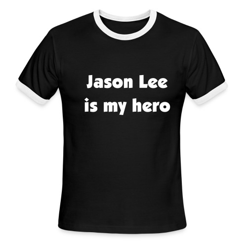 Jason Lee Tee - Men's Ringer T-Shirt