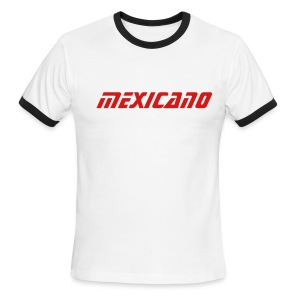 Mexicano - Men's Ringer T-Shirt