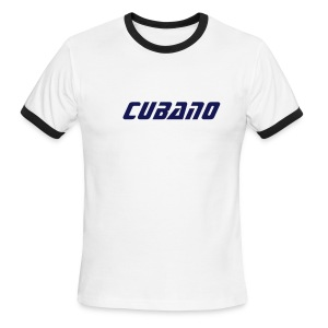 Cubano - Men's Ringer T-Shirt