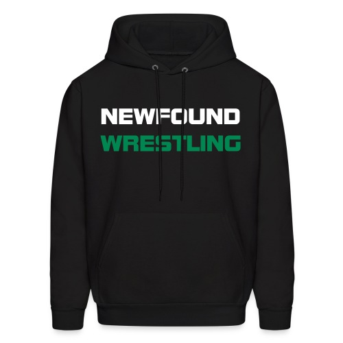 NEWFOUND WRESTLING - Men's Hoodie