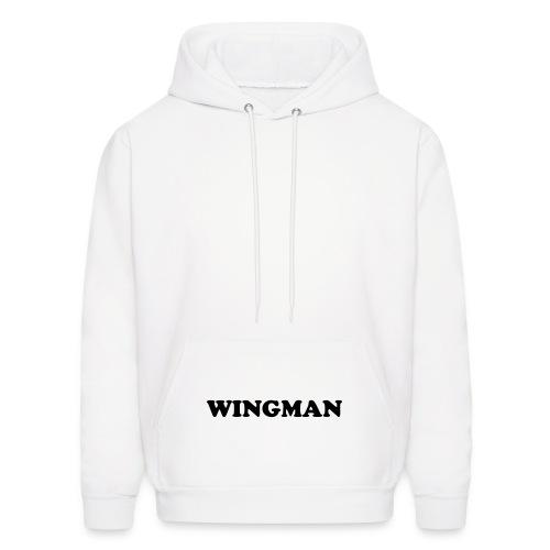 wingman - Men's Hoodie