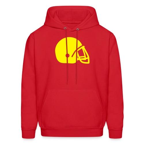 long sleeve warm football  sweater - Men's Hoodie
