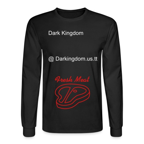 Men's Long Sleeve T-Shirt - Perfect for teens...