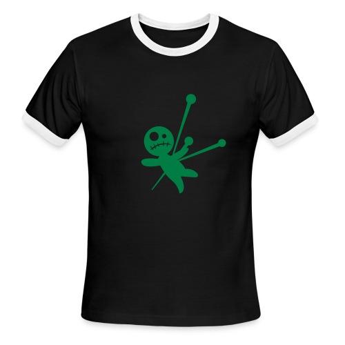 Vodoo doll - Men's Ringer T-Shirt