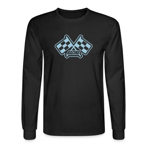Race Fans - Men's Long Sleeve T-Shirt