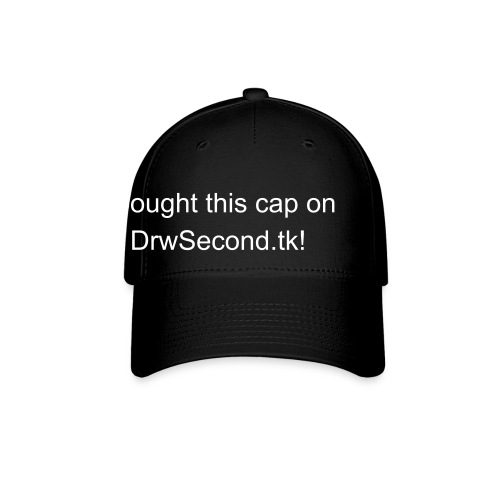 Black Awesome Hat - Baseball Cap