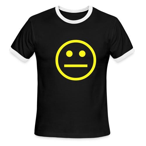 Outsourced Ringer - Men's Ringer T-Shirt