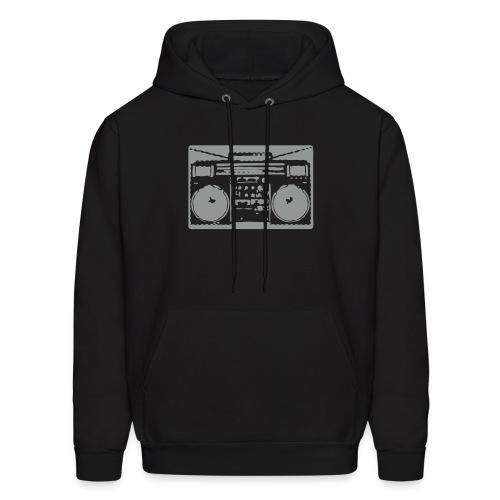 Boombox Sweatshirt - Men's Hoodie