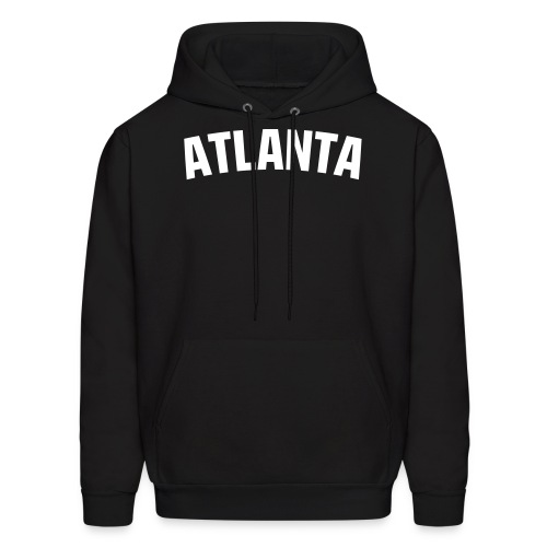 Atlanta Hooded Sweat - Men's Hoodie