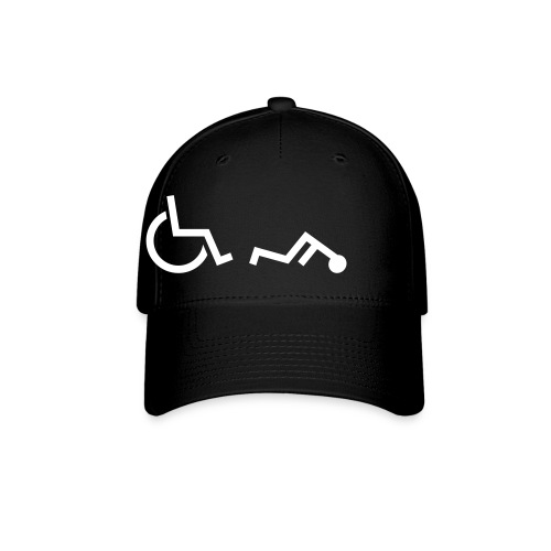 Wheelchair Cap - Baseball Cap