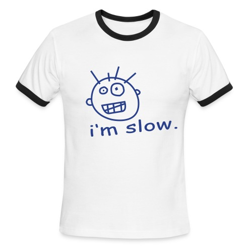Matt B. Shirt - Men's Ringer T-Shirt