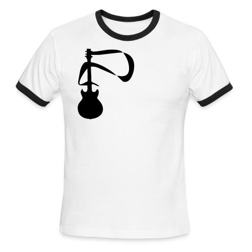 Mr. Coffee Boys - Men's Ringer T-Shirt