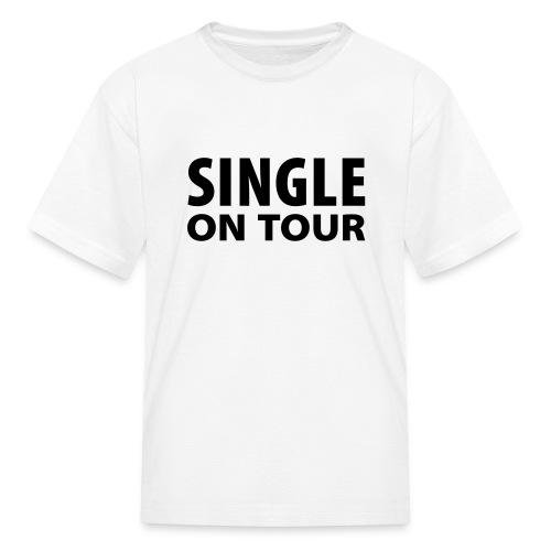 On Tour Tee - Kids' T-Shirt