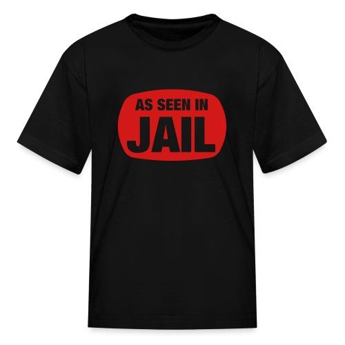 Jail Tee - Kids' T-Shirt