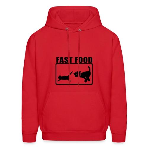Fast Food - Men's Hoodie