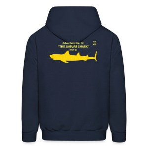 Adventure no. 12 The Jaguar Shark (Part 2) - Men's Hoodie