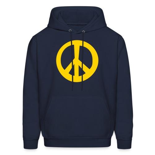 Peace - Men's Hoodie