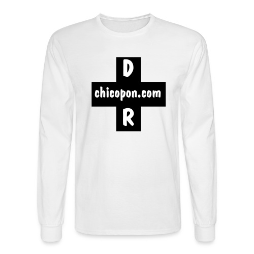 CHICOPON.COM DR - Men's Long Sleeve T-Shirt