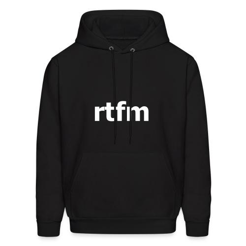 RTFM - Men's Hoodie