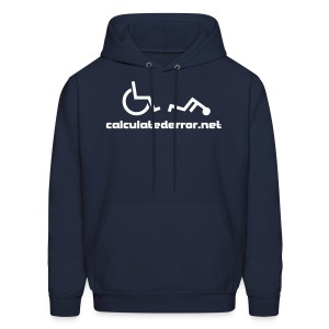 calculatederror.net - Men's Hoodie