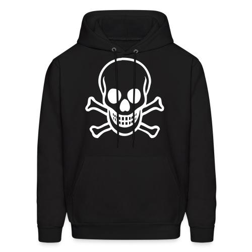 Skull Brother - Men's Hoodie