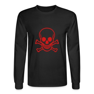 Death is my business - Men's Long Sleeve T-Shirt
