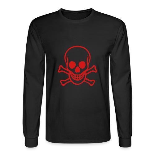 Death is my business - Men's Long Sleeve T-Shirt