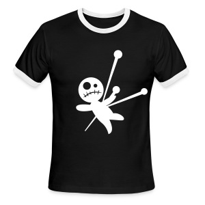 Mens VooDoo You - Men's Ringer T-Shirt