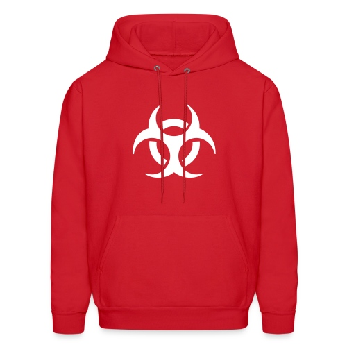 Hazard sign - Men's Hoodie