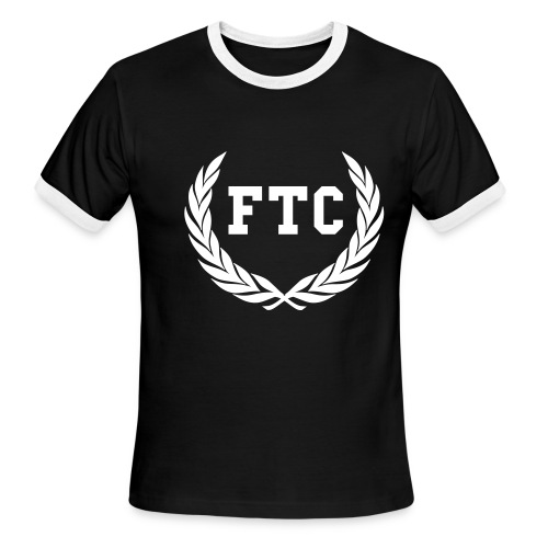 FTC-RINGER TEE - Men's Ringer T-Shirt
