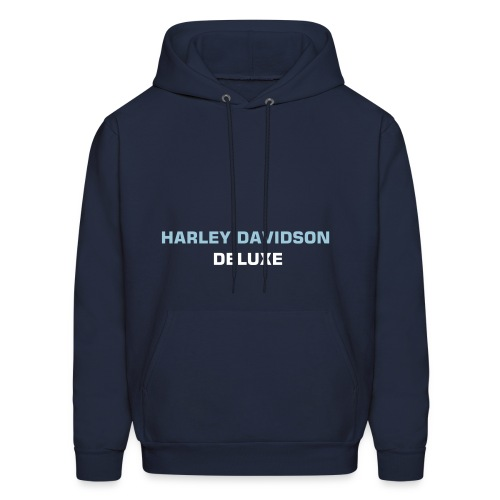Men's Hoodie - Hooded Sweat