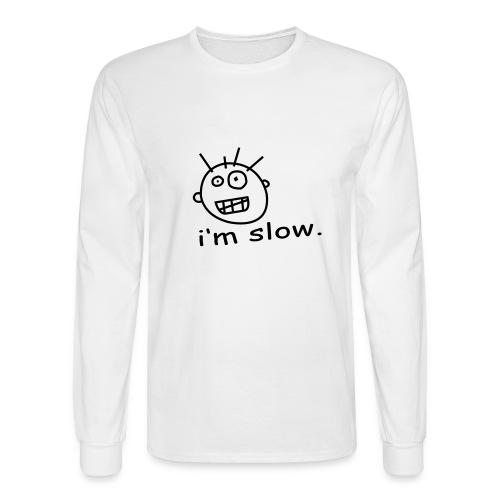 Shirt - Men's Long Sleeve T-Shirt