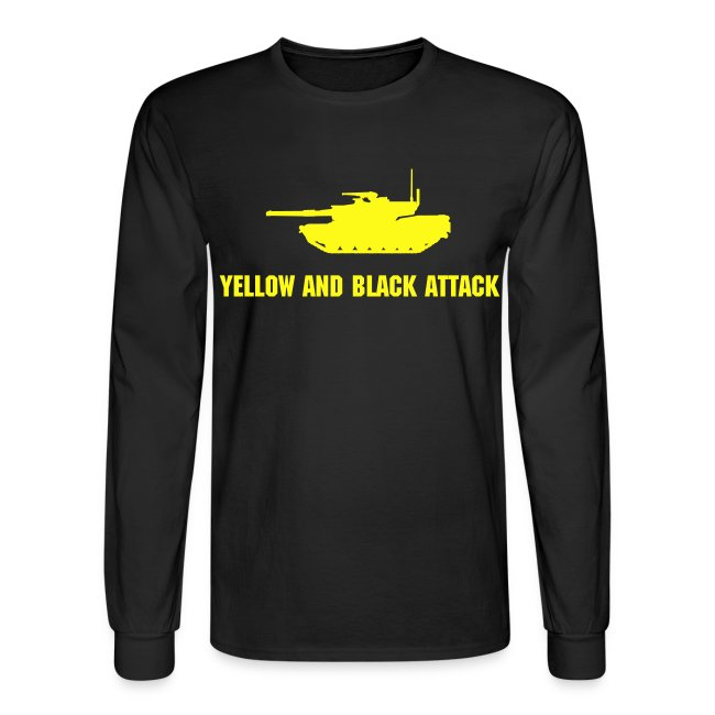 Yellow and Black Attack