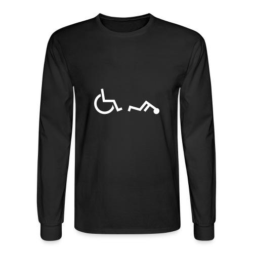 oopss... - Men's Long Sleeve T-Shirt