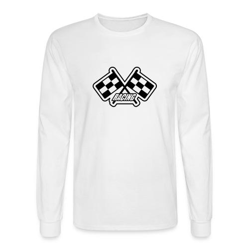 Racing long sleve shirt. - Men's Long Sleeve T-Shirt