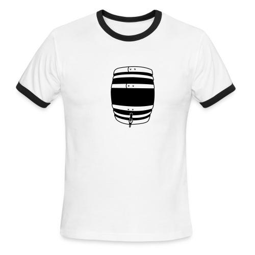 Keg chair - Men's Ringer T-Shirt
