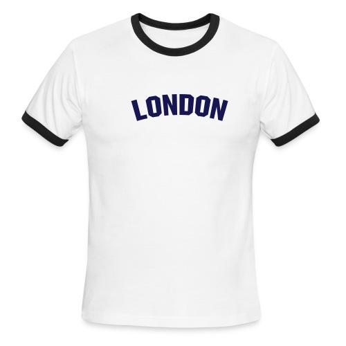 London - Men's Ringer T-Shirt