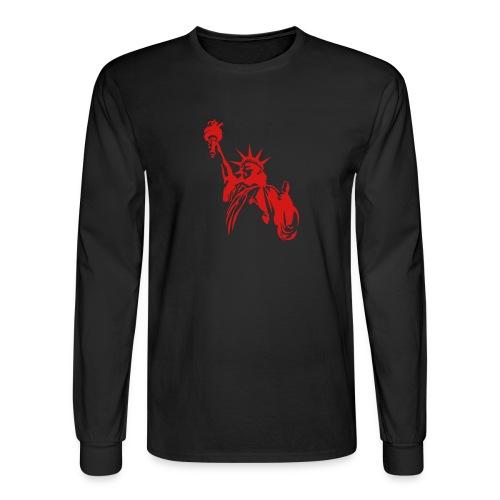 Mens Long-Sleeved - Men's Long Sleeve T-Shirt