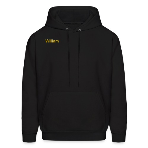 William R&W Logo - Men's Hoodie