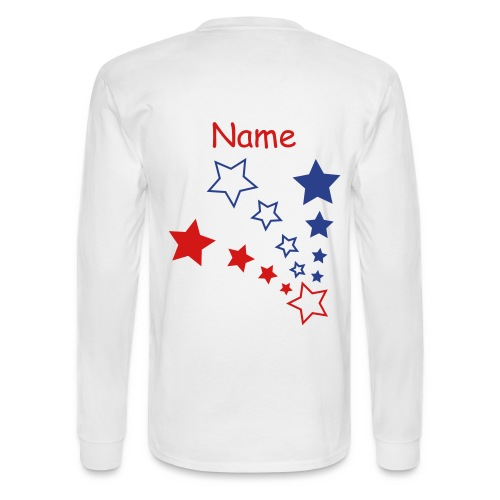 Star Light - Men's Long Sleeve T-Shirt