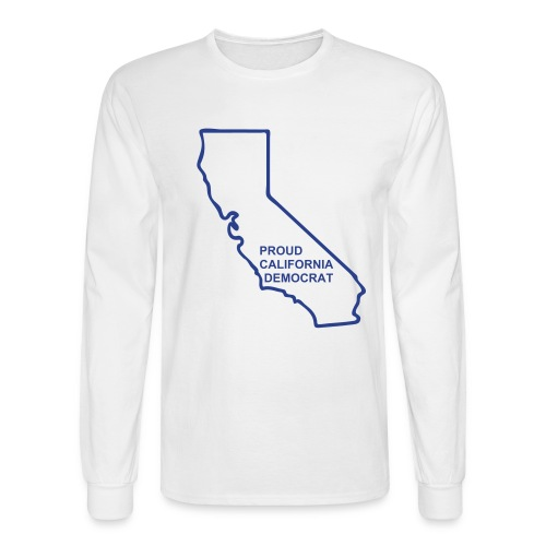 CALIFORNIA long-sleeve - Men's Long Sleeve T-Shirt