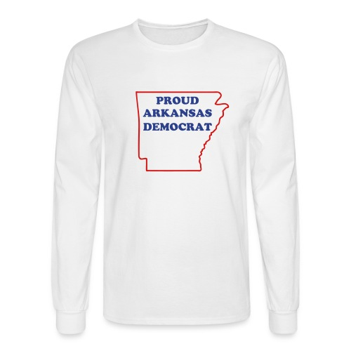 ARKANSAS long-sleeve - Men's Long Sleeve T-Shirt