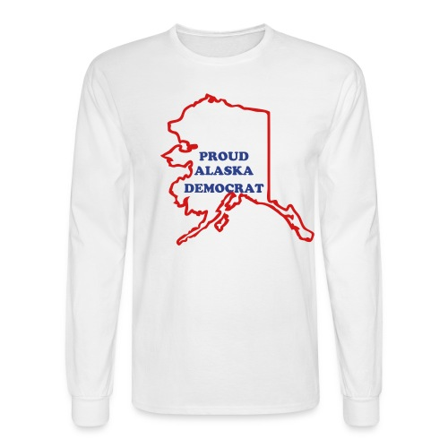 ALASKA long-sleeve - Men's Long Sleeve T-Shirt