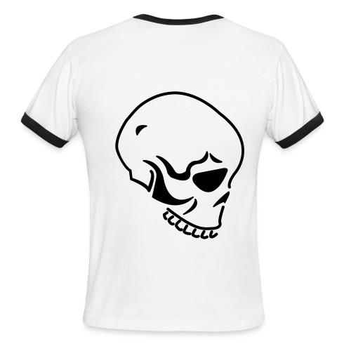 THE KILLER SKULL - Men's Ringer T-Shirt