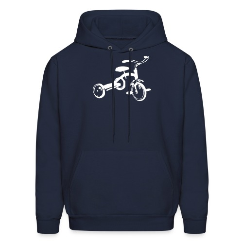 Tricycle Hoodie - Men's Hoodie