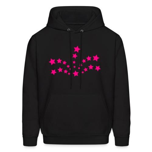 star hoodie - Men's Hoodie