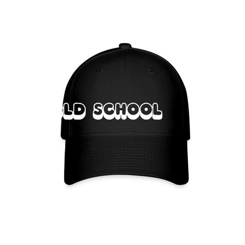 OLD SCHOOL Hat - Baseball Cap
